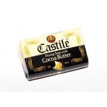 Castile Beauty Soap Cocoa Butter, Seife, 115 g