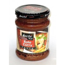 Curry Paste Rot, 195 g