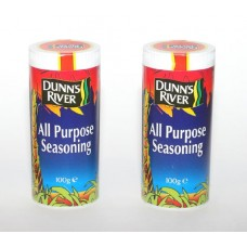 All Purpose Seasoning, 100 g, 2 Dosen