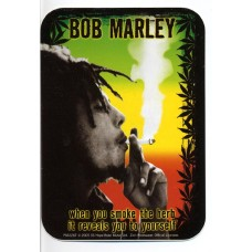 Aufkleber Bob Marley When you Smoke