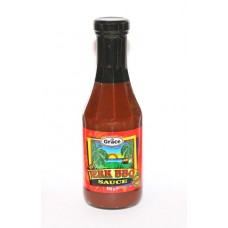 02b. Grace Jamaican Jerk Barbecue Sauce (BBQ), 375 g