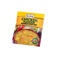 Hühner-Nudel-Suppe - Chicken & Noodle Soup, 60 g
