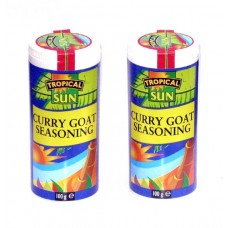 Curry Goat Seasoning, 100 g, 2 Dosen