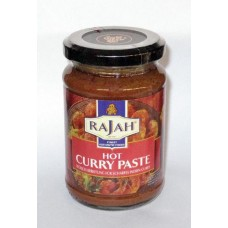 Curry Paste Hot, Rajah, 300 g