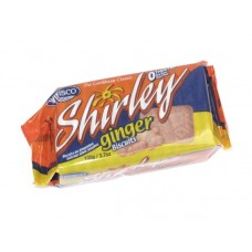 Ginger Biscuits, Shirley, 100 g