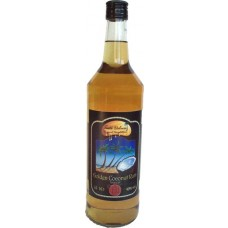 Golden Coconut Rum Liqueur, 40% Vol., 1 ltr.