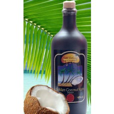 Golden Coconut Rum Liqueur, 40% Vol., Steingutfl., 700 ml