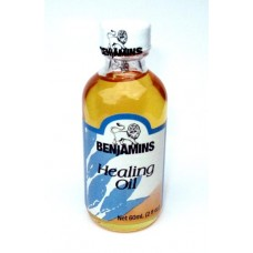 Healing Oil, Benjamins, 60 ml