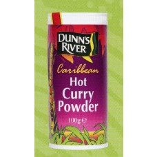 Curry Powder Hot - Currypulver pikant, 100 g, 1 Dose