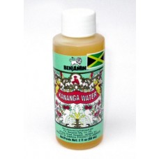 Kananga Water, Benjamins, 60 ml