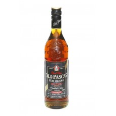 OLD PASCAS Ron Negro, 37,5 % Vol., 700 ml