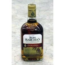 Ron Barcelo, Dorado, 700 ml, 37,5 % Vol.