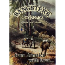 "Sangster's Postkarte ""..from Jamaica with love.."""