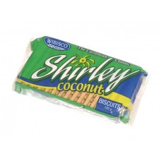 Coconut Biscuits, Shirley, 100 g