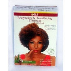 Straightening & Strengthening Treatment, ORS, 3 Fläschchen