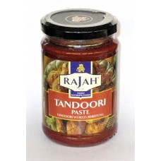 Tandoori Curry Paste, Rajah, 285 g