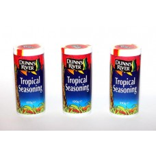 Tropical Seasoning - Tropisches Gewürz, 100 g, 3 Dosen