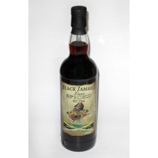 Black Jamaica Licor Spiced Rum, 35% Vol., 70 cl