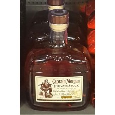 Captain Morgan Private Stock, 700 ml, 40 % Vol.
