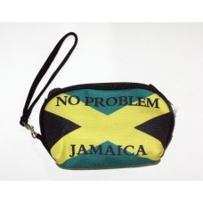 "Minihandtasche ""Flagge Jamaica No Problem"""