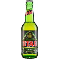 Stag Lagerbier, 1 Flasche, 275 ml