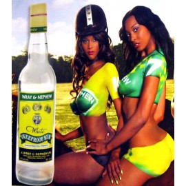 Wray & Nephew White Overproof, 700 ml, 63% Vol.