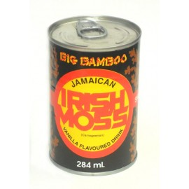 Irish Moss Vanilla, Big Bamboo, 284 ml Dose