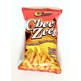 05. Chee Zees, Sunshine Snacks, 45 g