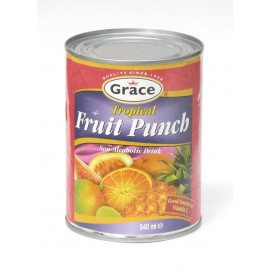 12a. Tropical Fruit Punch, 540 ml Dose