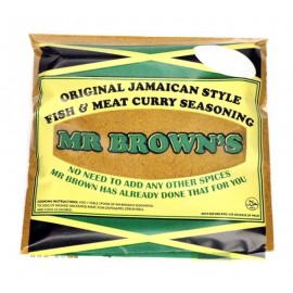 "Curry Powder ""Fish & Meat"" Hot, Mr. Brown's, 140 g"
