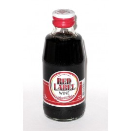 10. Red Label Wine, 13,7% Vol., 200 ml