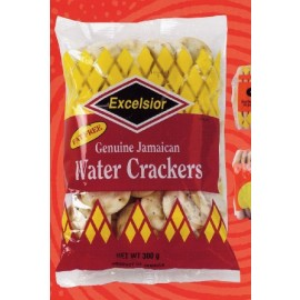 3a. Water Crackers, Excelsior, 150 g