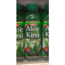 Aloe Vera Drink Natural, 500 ml