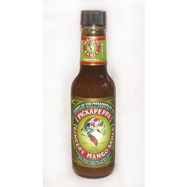 10b. Pickapeppa Gingery Mango Sauce, 148 ml